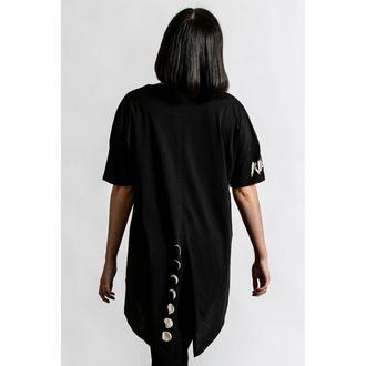 T-shirt unisexe KILLSTAR - Shine Bright Split - Noir, KILLSTAR