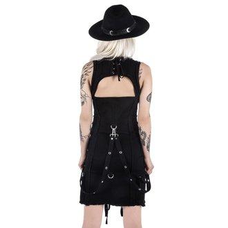 Robe femmes KILLSTAR - Sinder Hella - Noir, KILLSTAR