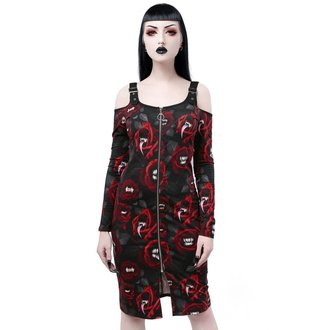 Robe femmes KILLSTAR - Sinner Midi, KILLSTAR