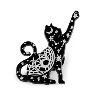 Pins KILLSTAR - Sky Kitty Enamel, KILLSTAR