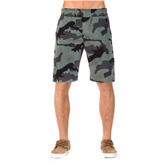 Short homme HORSEFEATHERS - FINN - olive camo, HORSEFEATHERS