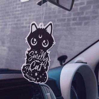 Désodorisant voiture KILLSTAR - Smelly Cat - NOIR, KILLSTAR