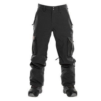 Pantalon (hiver) pour hommes Collab SESSIONS x Led Zeppelin - Black, SESSIONS, Led Zeppelin