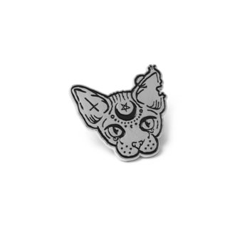 Pins KILLSTAR - SPHYNX - NOIR, KILLSTAR