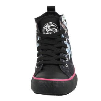 chaussures de tennis montantes pour femmes - ROCK ANGEL - SPIRAL