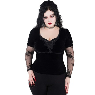 T-shirt pour femmes à manches longues (Haut) KILLSTAR - Spirit Bound - KSRA002993