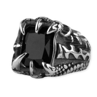 Bague ETNOX - Crystal Claw, ETNOX