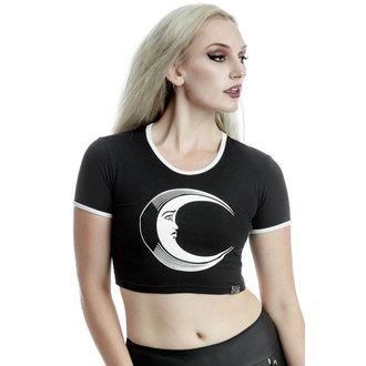 T-shirt (top) pour femmes  KILLSTAR - Stella - NOIR, KILLSTAR
