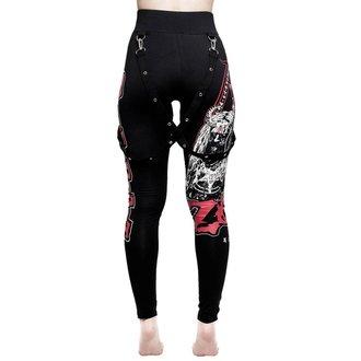 Pantalon pour femmes (leggings) KILLSTAR - Rob Zombie - Superbeast - NOIR, KILLSTAR, Rob Zombie