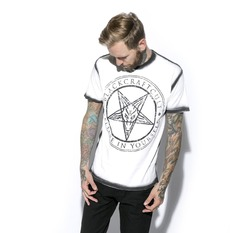 t-shirt pour hommes - Satanic Seam - BLACK CRAFT, BLACK CRAFT