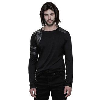 tee-shirt gothic et punk pour hommes - The Guard - PUNK RAVE, PUNK RAVE