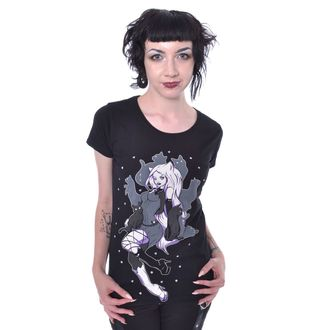 t-shirt pour femmes - SHADOW CAT - CUPCAKE CULT, CUPCAKE CULT