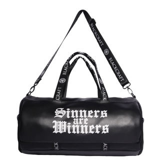 Sac de sport BLACK CRAFT - Sinners Are Winners, BLACK CRAFT