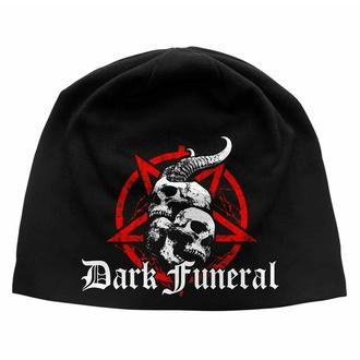 Bonnet DARK FUNERAL - SKULLS & PENTAGRAM - RAZAMATAZ, RAZAMATAZ, Dark Funeral