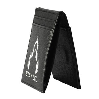 Portefeuille BLACK CRAFT - Stay Lit, BLACK CRAFT