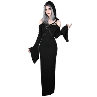Robe KILLSTAR - TABITHA TOMB - NOIR, KILLSTAR