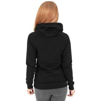 sweat-shirt avec capuche pour femmes - Raglan High Nech - URBAN CLASSICS, URBAN CLASSICS