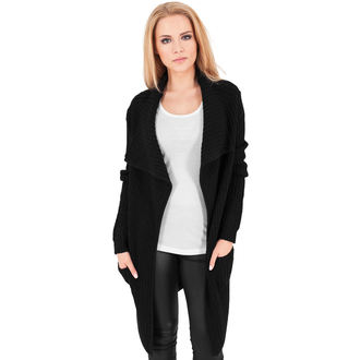 Cardigan pour femmes URBAN CLASSICS - Knitted Long Cape, URBAN CLASSICS