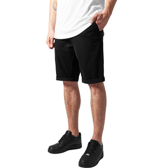 Short pour homme URBAN CLASSICS - Stretch Turnup Chino, URBAN CLASSICS