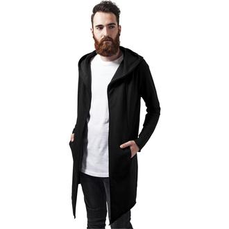 sweat-shirt avec capuche pour hommes - Open Edge Cardigan - URBAN CLASSICS, URBAN CLASSICS