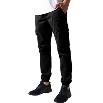 Pantalon pour hommes URBAN CLASSICS - Washed Cargo Twil, URBAN CLASSICS