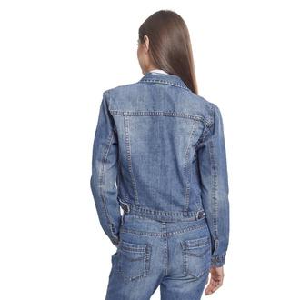 Veste pour femmes URBAN CLASSICS - Denim - TB1542, URBAN CLASSICS