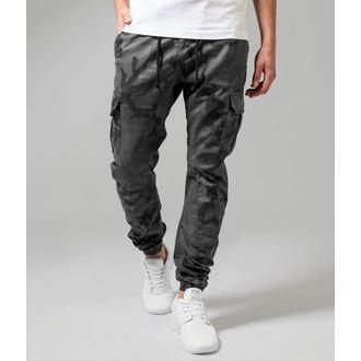 Pantalon pour hommes URBAN CLASSICS - Camo Cargo Jogging, URBAN CLASSICS