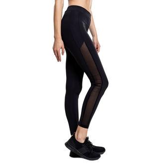 Leggings URBAN CLASSICS - Tech Mesh Stripe, URBAN CLASSICS