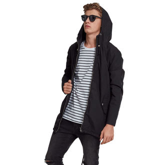 veste printemps / automne - Light Cotton Parka - URBAN CLASSICS, URBAN CLASSICS