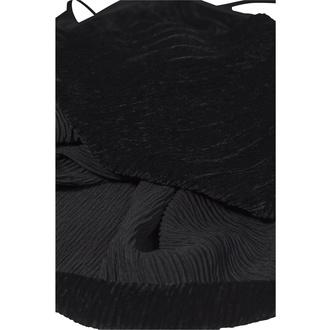 Robe pour femmes URBAN CLASSICS - Velvet Slip - TB2352-black