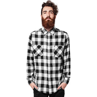 Chemise pour hommes URBAN CLASSICS - Checked Flanell, URBAN CLASSICS