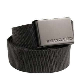 URBAN CLASSICS ceinture - Canvas - TB305, URBAN CLASSICS