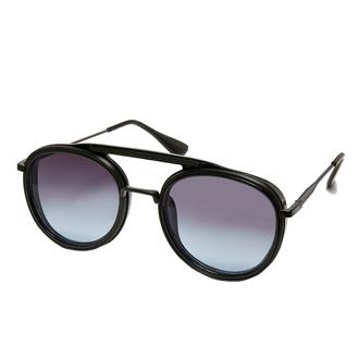 Lunettes de soleil URBAN CLASSICS - Ibiza - noir noir, URBAN CLASSICS