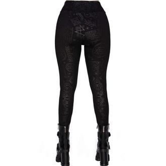 Pantalon femme (leggings) KILLSTAR - Telepathic, KILLSTAR
