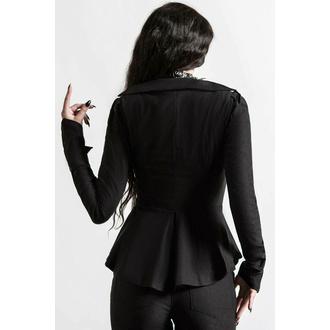 Veste pour femme KILLSTAR - Testament Office - Noir, KILLSTAR