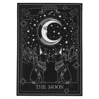 Drapeau KILLSTAR - The Moon - NOIR, KILLSTAR