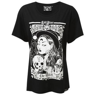 T-shirt pour femme KILLSTAR - The Witch Relaxed - KSRA000814