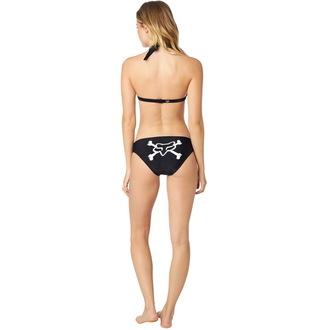 Bikini pour femmes FOX - Throttle Maniac - Licou - Noir, FOX