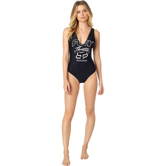 Maillots de bain femmes FOX - Throttle - Noir, FOX