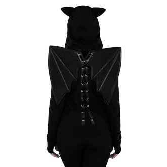 sweat-shirt avec capuche pour femmes - Tokyo Nights I'm A Bat - KILLSTAR, KILLSTAR