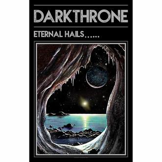 drapeau Darkthrone - Eternal Hails - ROCK OFF, ROCK OFF, Darkthrone