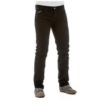 Pantalon hommes (jeans) NUGGET - Tremor - 1/7/38, ré - Noir, NUGGET