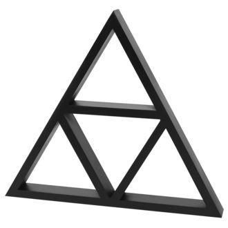 Décoration KILLSTAR - Étagère murale Triangle, KILLSTAR