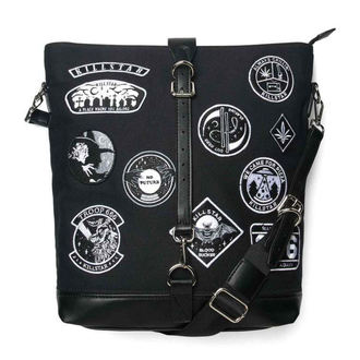 Sac à main KILLSTAR - Trooper - Noir, KILLSTAR
