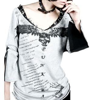 T-shirt à manches longues femme PUNK RAVE - Punkrave, PUNK RAVE