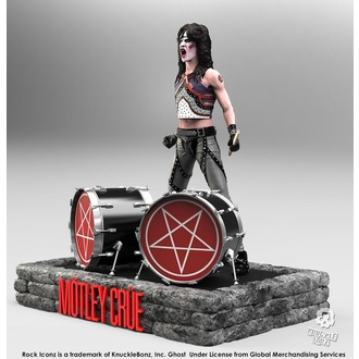 Figurine Mötley Crüe - Tommy Lee - Roche Iconz - KNUCKLEBONZ, KNUCKLEBONZ, Mötley Crüe