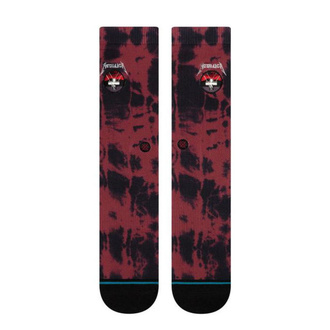 Chaussettes METALLICA - MASTER OF PUPPETS - ROUGE - STANCE, STANCE, Metallica