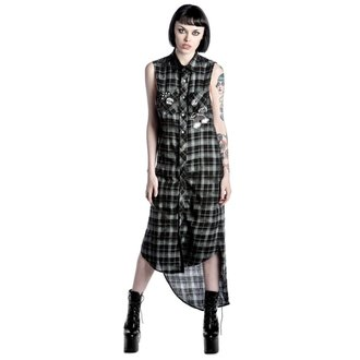 Robe femmes KILLSTAR - Unplugged - Noir, KILLSTAR