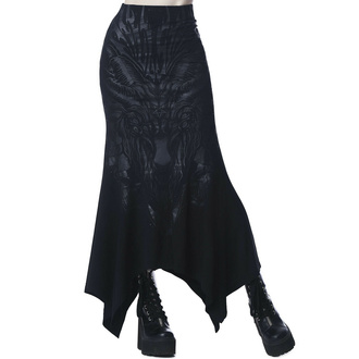 Jupe pour femmes KILLSTAR - Untamed - Noir, KILLSTAR