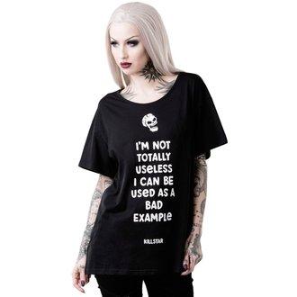 t-shirt pour femmes - USELESS RELAXED - KILLSTAR, KILLSTAR